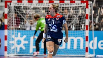 Nővérnek állt az Európa-bajnok norvég kézilabdás