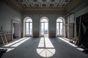 Az úgy nevezett római vagy Raffaello-terem
