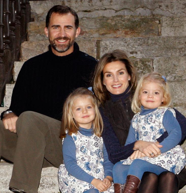 Leonóra igen fiatalon, 2008-ban kezdett  járni a madridi Santa Maria de los Rosales iskolába, ahová VI