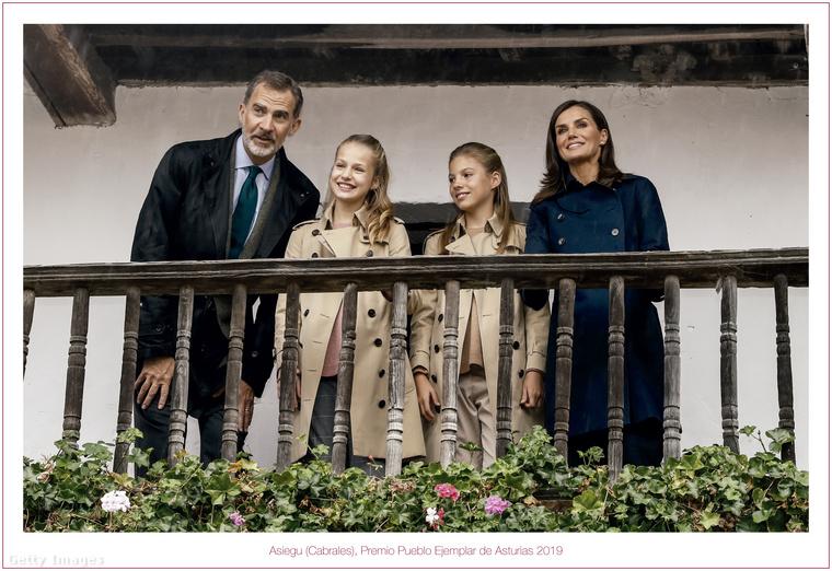 Leonórát különösképp kedvelik a spanyolok, sokuknak feltűnt, milyen stílusosan öltözködik, sokak szemében máris divatikonként él