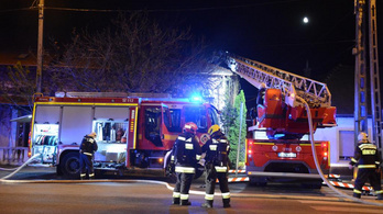 A tulajdonos fia gyújtotta fel vasárnap a nagytétényi munkásszállót
