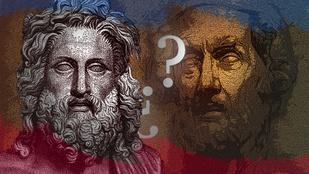 Mennyire vagy képben a görög mitológiával?