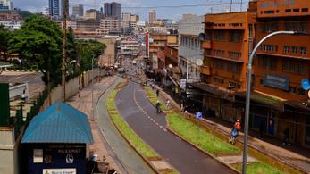 Vízinövények okoztak országos áramszünetet Ugandában