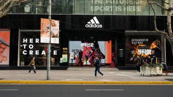 Több mint ezer milliárd forintnyi hitelt kap az Adidas-csoport