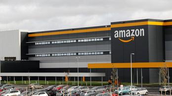 Napi egymillió eurós bírságot kaphat az Amazon Franciaországban