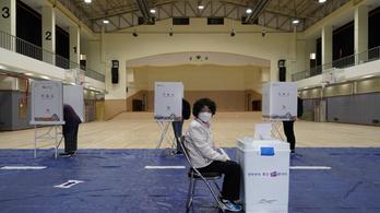A járványra figyelve választ Dél-Korea