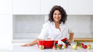 Mautner Zsófi: most újra megtanulunk praktikusan és pazarlás nélkül főzni