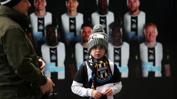 Háromszázmillió fontért adhatják el a Newcastle-t