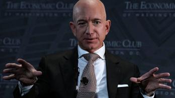 Jeff Bezost 24 milliárd dollárral tette gazdagabbá a koronavírus