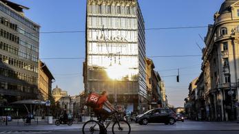 A Tétényin, az Üllőin és a Rákóczin is ideiglenes biciklisávot festenek fel