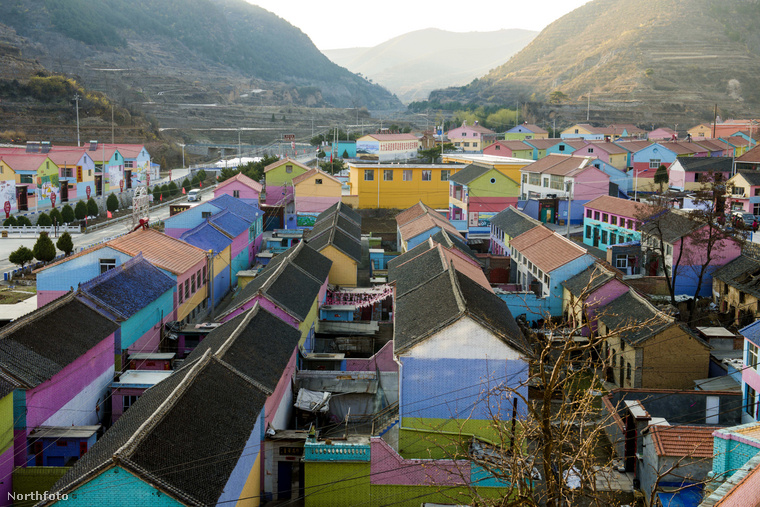 Shanszi egy tartomány Kína észak-keleti részén, amely tartalmaz egy Nanping Huavu nevű falut