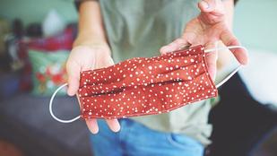 Van értelme textil szájmaszkot viselni?
