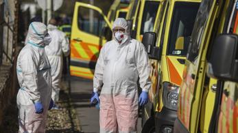 8 idős ember meghalt, 73 újabb fertőzöttet regisztráltak