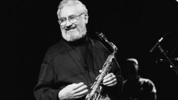 Meghalt Lee Konitz jazzszaxofonos