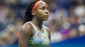 Depresszióval küzdött a legjobb fiatal teniszező