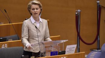 Von der Leyen bocsánatot kért Olaszországtól Európa nevében