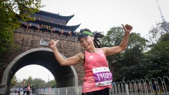 Több tízezren vettek részt a virtuális vuhani maratonon
