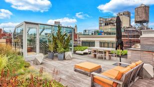 Hintógyárból lett penthouse-t újított be Chrissy Teigen és John Legend