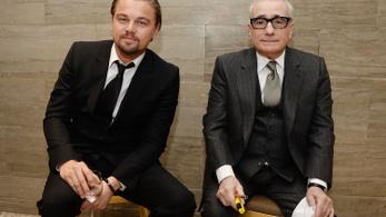 Szeretne DiCaprio mellett állni Scorsese új filmjében? Adakozzon!