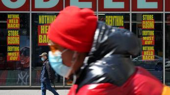 Újabb 5,2 millió amerikai jelentett munkanélküliséget