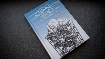 Istennek nehéz – megjelent az Index első novelláskötete