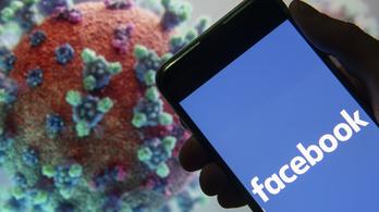 A Facebook szól, ha koronavírus-álhírbe botlunk