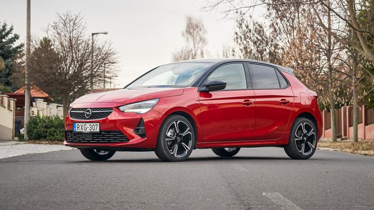 Opel Corsa 1.2t 03
