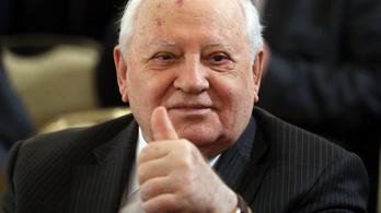 Gorbacsov: Kevesebb fegyverre, több környezetvédelemre és összefogásra lenne szükség