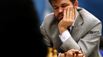 A sakkvilágbajnok százjátszmás meccset játszott a legfiatalabb magyar nagymesterrel