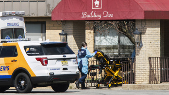 17 holttestet találtak egymásra pakolva egy idősotthonban New Jersey-ben