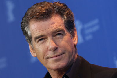 pierce brosnan cover