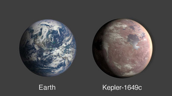 Alkalmas lehet az életre egy most felfedezett exobolygó