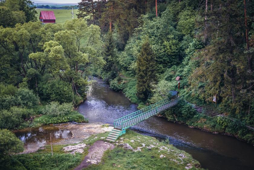 szlovák paradicsom hernád áttörés