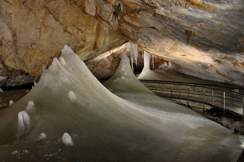 dobsina jégbarlang