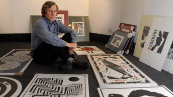 Meghalt Tettamanti Béla, Munkácsy-díjas grafikus
