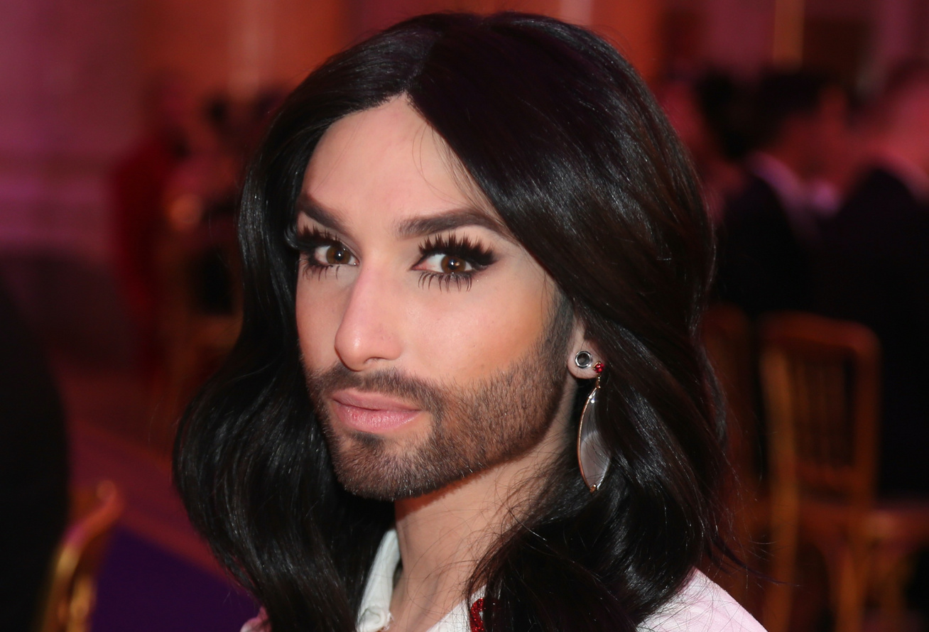 conchita wurst cover