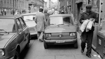 50 éve gond a parkolás Budapesten, máig nem oldódott meg