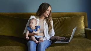 Home office gyerekkel: így kösd le hosszú időre