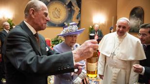 """Ferenc pápa a whiskyről: """"ez az igazi szenteltvíz"""""""