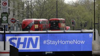 Átlépte a 14 ezret a Nagy-Britanniában elhunyt fertőzöttek száma