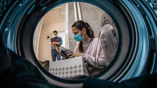 60 fokon már elpusztul a vírus: így mosd a ruháid a járvány idején