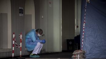 Már több mint 150 ezer halálos áldozata van a koronavírus-járványnak