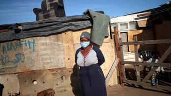 Afrika lehet a járvány új epicentruma