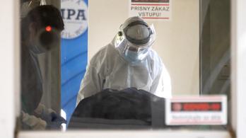Szlovákiában 9 halálos áldozata van a koronavírusnak, míg Magyarországon 156
