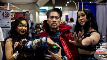 Nem is elhalasztják, elmarad a legnagyobb képregényes rendezvény, a Comic Con