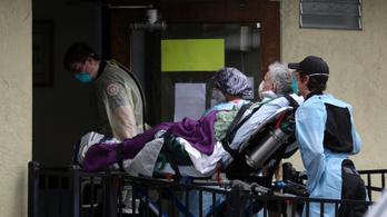 Sokszorosa lehet a hivatalos adatoknak az amerikai fertőzések száma