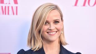 Előfordult, hogy a konyhapadlón zokogó Reese Witherspoont gyerekei vigasztalták