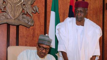 Koronavírus miatt meghalt a nigériai elnök kabinetfőnöke