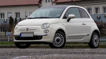 Használtteszt: Fiat 500 1,2 8V – 2014.