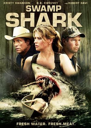 Swamp Shark poster